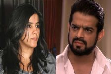 Karan Patel RESPONDS to rumours about Ekta Kapoor being UPSET with him