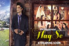 The promo of 'Haq Se' featuring Rajeev Khandewal is as hard hitting as it could get