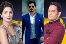 #BB11: Arjun Bijlani LAUDS all the finalists; urges everyone to vote for Hina and Vikas...