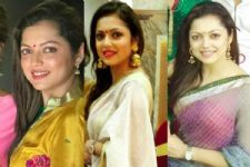 #Stylebuzz: 5 Times Drashti Dhami's Sari Game Was On Point And Beyond!
