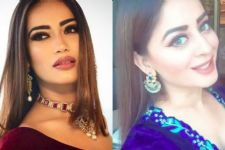#Stylebuzz: Clash Of 'The Golden Glamour' Between Surbhi Jyoti And Mahhi Vij