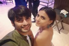 Tejasswi Prakash THANKS Varun Kapoor for always being her support...