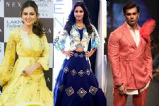 #Stylebuzz: Television Stars Who Made Heads Turn At LFW Summer/Resort 2018..