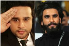 Krushna Abhishek has the sweetest message for Ranveer Singh