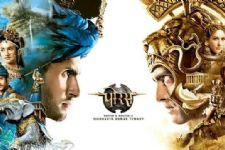 These actors are 'Jay and Veeru' on the sets of 'Porus'!