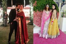 #Stylebuzz: Sargun Mehta Just NAILED two Summer Wedding Looks!