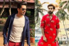 #Stylebuzz: Mohit Sehgal And Nakuul Mehta Make A Style Statement In Basics!