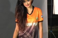 """I would have turned a cricketer if I was a boy."" Kanchi Singh"