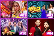 #TRPToppers: 'Yeh Hai Mohabbatein' and the 'Bhagyas' continue to dominate the Top 5!