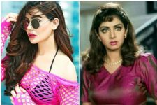 Kangna Sharma takes inspiration from Sridevi's looks