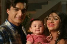 Mohsin Khan talks about shooting with a BABY for a track in 'Yeh Rishta Kya Kehlata Hai'