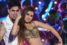 When Benafsha Soonawalla's motivational post made Priyank Sharma miss her