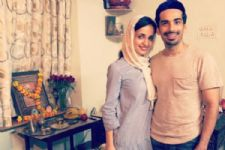 Mohit Sehgal-Sanaya Irani are sending out Navroz wishes to everyone!