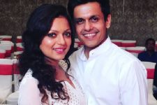 Drashti Dhami and husband Neeraj Khemka are couple goals!