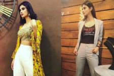 #Stylebuzz: Mouni Roy Indulges In A Fashion Faceoff With Herself