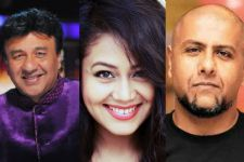 Anu Malik and Vishal Dadlani join Neha Kakkar As Judges On Indian Idol 10!