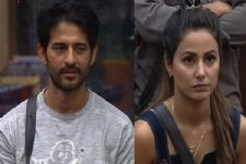 Here's how Hina Khan was REMINDED of Hiten Tejwani