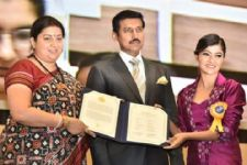 Prakruti Mishra of &TVs Bitti Businesswali bags the National Award