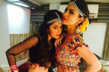 Mouni Roy shares an ADORABLE picture of Sanjeeda Shaikh