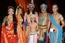 Here's the NEW king in Sab TV's 'Tenali Rama'