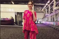 #Stylebuzz: We Are Crushing On Sanjeeda Shaikh's Unique Dresses