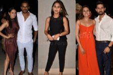 #Stylebuzz: Anita Hassanandani And Her Guests Dressed At Their Best
