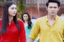 Disha Parmar posts a GOODBYE message for Ssudeep Sahir from 'Woh Apna Sa'