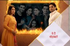 'Yeh Hai Mohabbatein' is all set to air on the weekend...