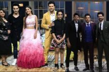 Here are the set of celebrity guests who will be gracing the FINALE episode of Zee TV's Juzz Baatt