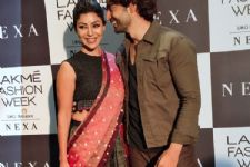 Debina Bonnerjee and Gurmeet Choudhary indulge in some Ramp Romance!