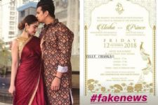 Prince Narula calls out his FAKE wedding card news!