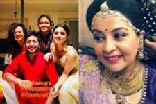 Kahani Ghar Ghar Ki actress to marry Nigam Patel; Celebs share Mehendi pics!