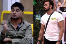 #BB12: Sreesanth gives inmate Deepak Thakur a makeover in less than an hour!
