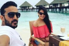 #Stylebuzz: Anita Hassanandani's Over-The-Top Look Is A Clear NO For The Beach