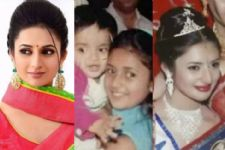 #ChildrensDay: Divyanka Tripathi Childhood Pics Will Make You Go Awwww