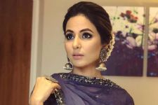 Here's how Hina Khan is preparing  for her NEW project!!!!