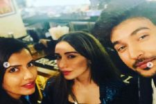 Shivin, Smriti & Heli's Recent Outing Will Give You Major Suvreen Guggal Vibes!