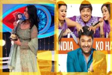 #OnlineTRPToppers: 'The Kapil Sharma Show' & 'Bigg Boss 12' Finale END Last Year on a HIGH!