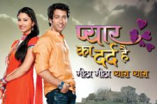 Nakuul Mehta's debut show Pyaar Ka Dard Hai Meetha Meetha Pyaara Pyaara achieves new feat