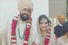 Saath Nibhaana Saathiya actress, Lovey Sasan gets hitched to Koushik Krishnamurthy in a Sikh wedding