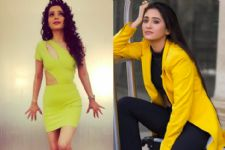 Shivangi Joshi And Sukirti Kandpal's Vibrant Outfits Will Make You Ditch Red On Valentine's Day