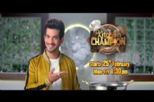 Here's the first PROMO of Colors' Kitchen Champion; Featuring Arjun Bijlani as host!