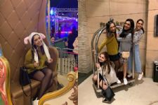 Niti Taylor is Giving us 'Sex And The City' FEELS with her girl gang in Dubai!