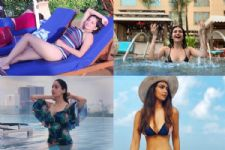 This SUMMER head to the beach like Monalisa, Srishty Rode, Karishma Tanna, Pooja Banerjee!