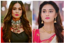 Hina Khan REACTS on alleged 'COLD WAR' with Kasautii.. co-star Erica Fernandes!