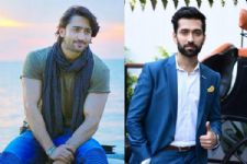 Nakuul passes 'the baton' to friend Shaheer and the latter is already feeling 'a big responsibility'