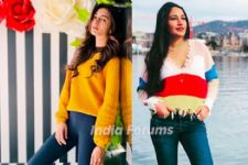#Stylebuzz: Surbhi Chandna OR Erica Fernandes, Who Is Sweating In Their Winter OOTDs