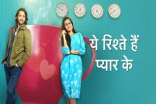 #REVIEW: Shaheer-Rhea's chemistry weaves magic in Yeh Rishtey Hain Pyaar Ke since the first episode