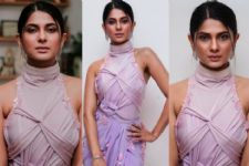 #Stylebuzz: Jennifer Winget's Latest Redcarpet Return Is So Angelic....
