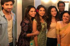 It turned out to be a surprise REUNION for these 'Bepannaah' actors now working on DIFFERENT shows